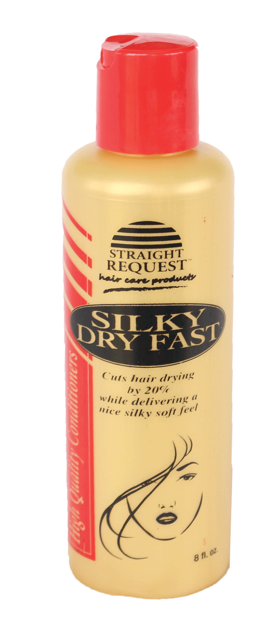 Silky Dry Fast Leave-In Conditioner - 8oz
