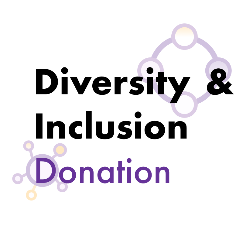 Diversity and inclusion donation