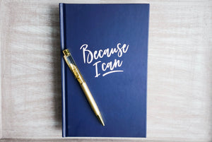 BecauseICan Notebook