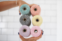 Colorful Striped Bakers Twine (Voted the Best)