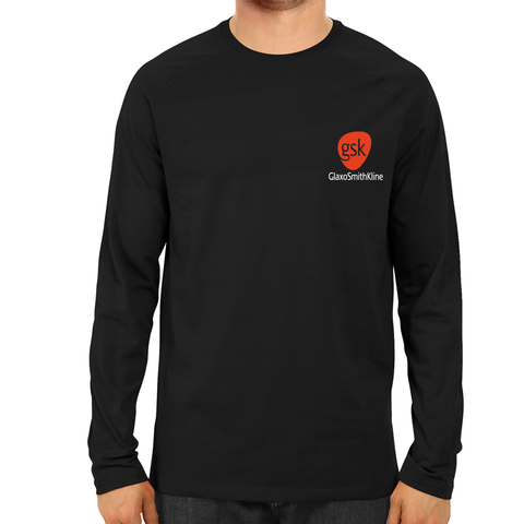 GlaxoSmithKline Full Sleeve-Black
