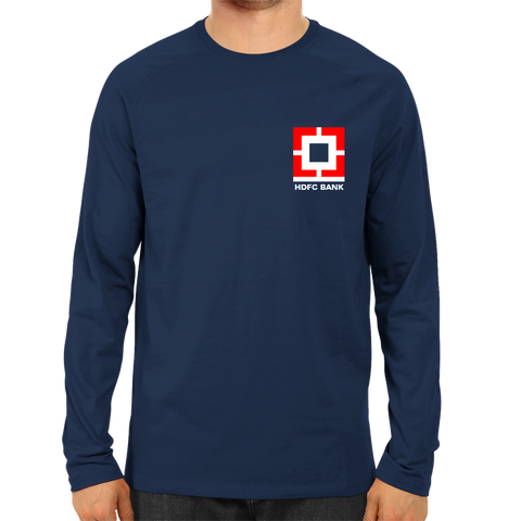 HDFC Logo -Full Sleeve