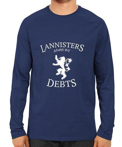 FS- GOT-39 Lannister Always Pay Debts
