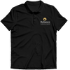 Image of Reliance Industries Limited Polo T-shirt- Black
