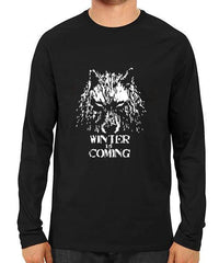 FS- GOT-32 Winter is Coming Black