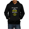 Image of You Can Be Batman Then Always Be - Black Hoodie