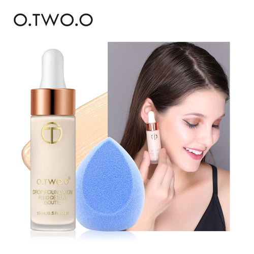 O.TWO.O Matte Liquid Foundation