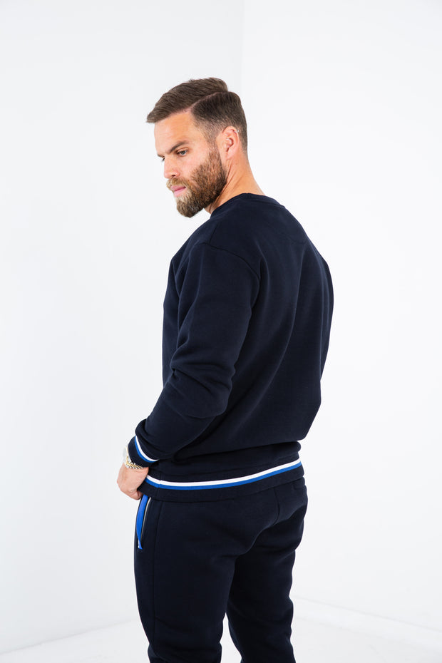 Two Stripe Crew · Royal Navy