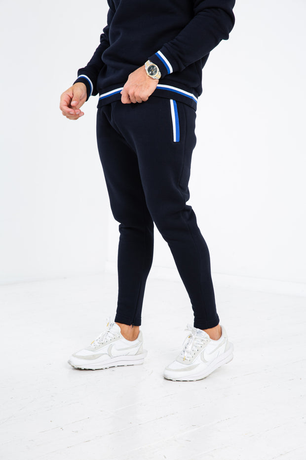 Two Stripe Jogger · Royal Navy