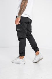 Premium Cargo Pant · Midnight Black