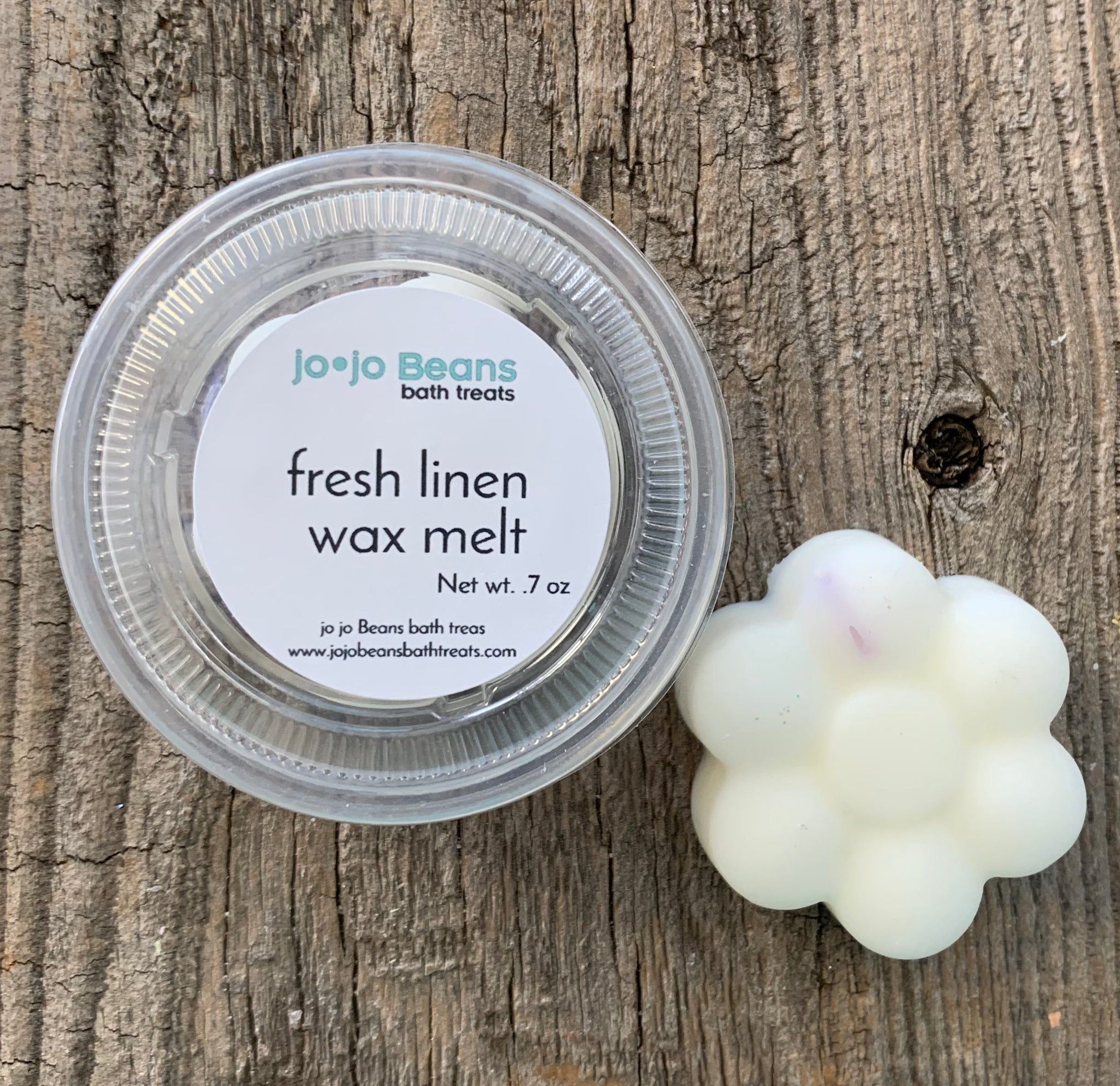Fresh Linen Wax Scent Shot