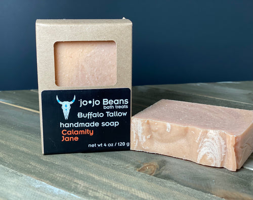 Calamity Jane Buffalo Tallow Soap