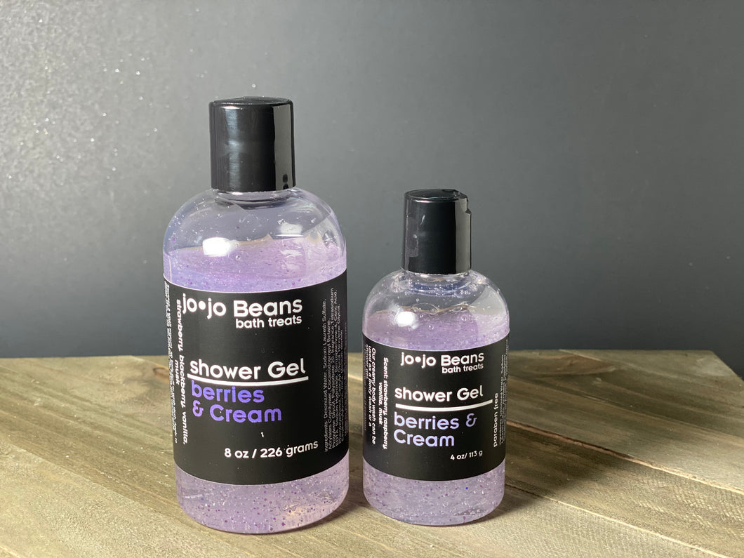 Berries & Cream Shower Gel