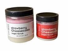 Strawberry Cheesecake sugar Scrub