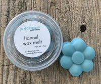Flannel Wax Scent Shot