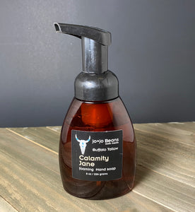 Calamity Jane Buffalo Tallow Foaming Hand Soap