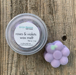 Roses & Violets Wax Scent Shot