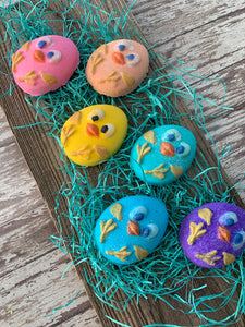 Easter Chic Bath Bombs