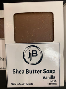 Vanilla Shea Butter Soap