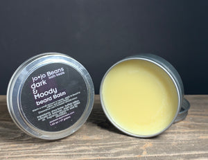 Dark & Moody — Beard Balm