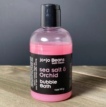 Sea Salt & Orchid Bubble Bath