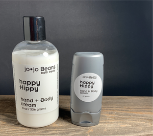 Happy Hippy hand + Body Cream