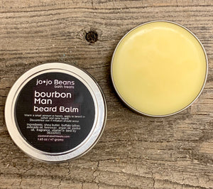 Bourbon Man — Beard Balm
