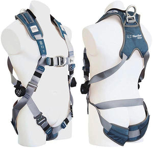 Spanset - 1100 ERGOiPlus Premium full body harness with iWeb