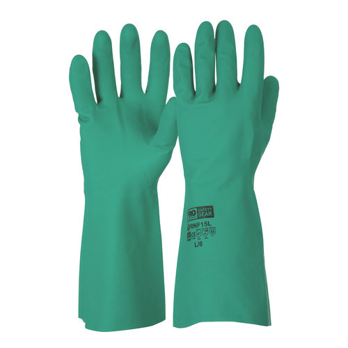 Chemical-Resistant Gloves - Dangerous Goods PPE