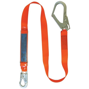 Spanset - Energy Absorbing Lanyard With Scaffold Hook