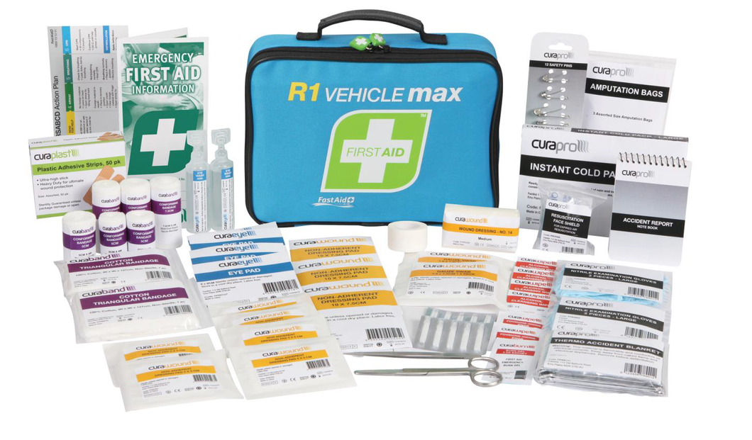 First Aid Kit - Tier 2 - Vehicle Max Kit