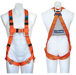 1100 Tradie Full Body Fall Arrest Harness