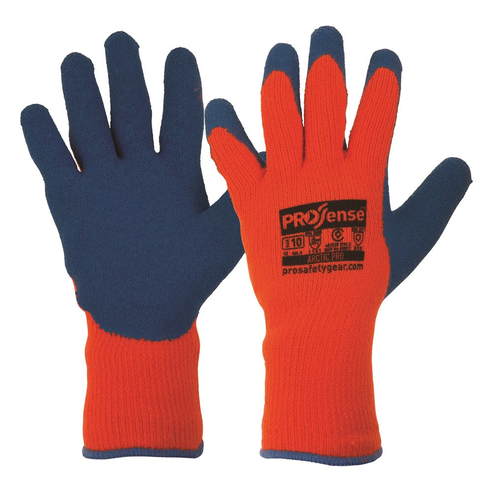 Thermal Gloves - Dangerous Goods PPE
