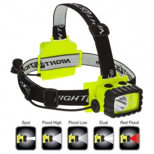Intrinsically Safe Multi-Function Headlamps - XPP-5456G