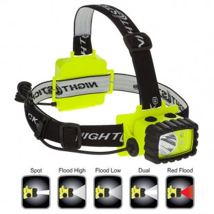 Intrinsically Safe Multi-Function Headlamps - XPP-5456G & XPP-5458G