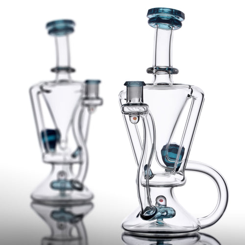 Clear Accented McSquared Recycler