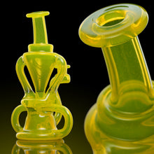 Load image into Gallery viewer, Hunters Glass Saddle Recycler #2