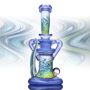 Crux Glass Mini Rebubbler