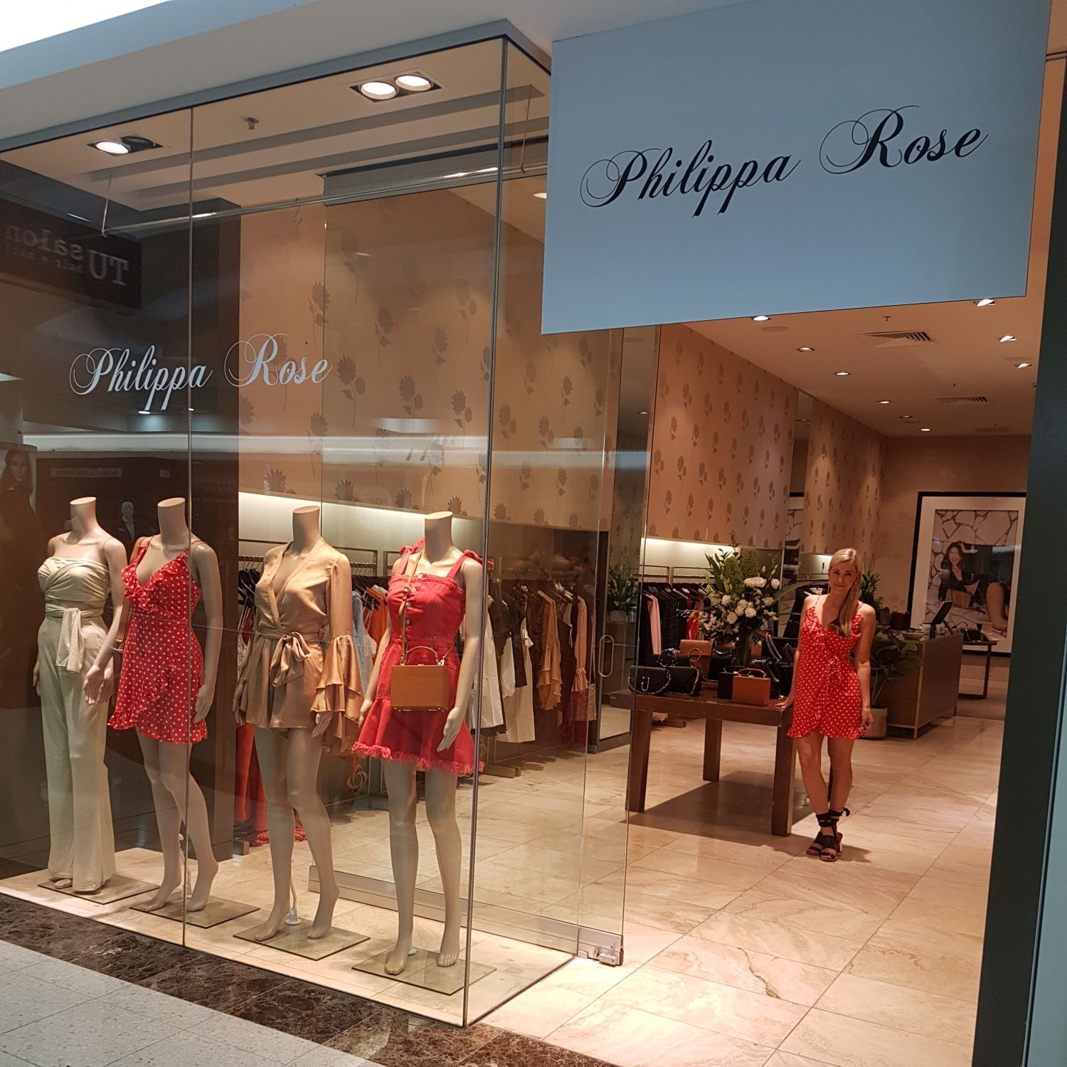 Our gorgeous new boutique! Find us at Adelaide Central Plaza