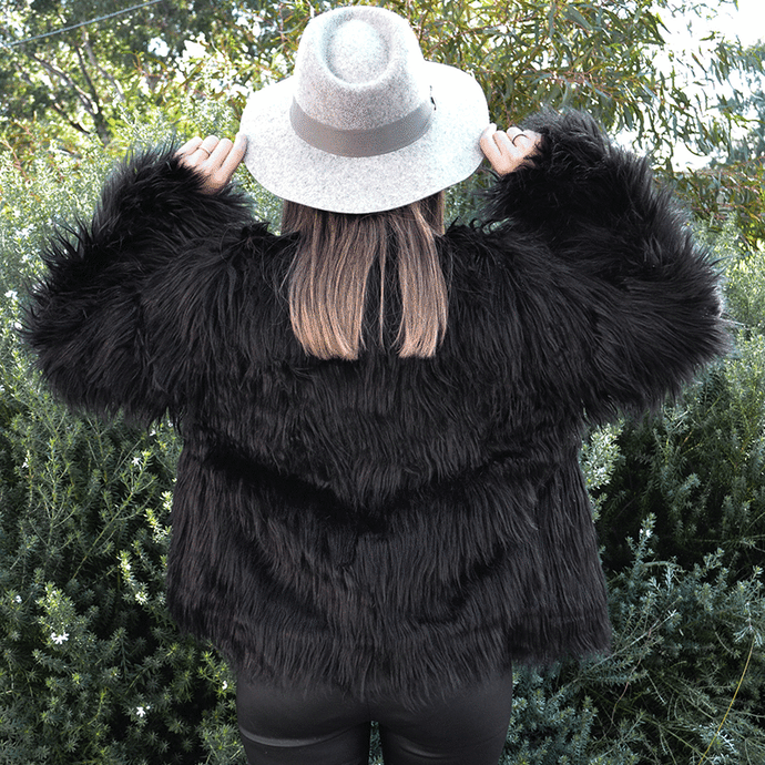 Faux Fur has Arrived!