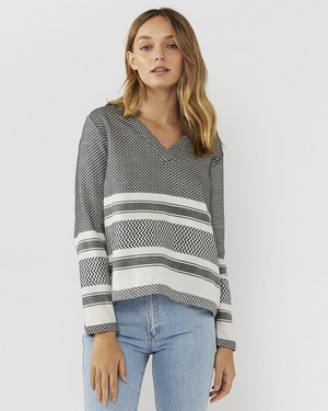 Everly Collective Keep You Long Sleeve Top