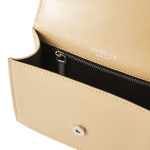 Nakedvice The Cross Side Bag Nude