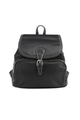 Nakedvice The Nylon Backpack Black