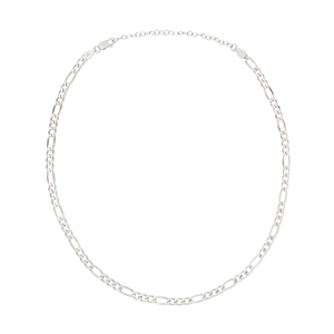 Saint Valentine Relic Fine Chain Necklace - Silver