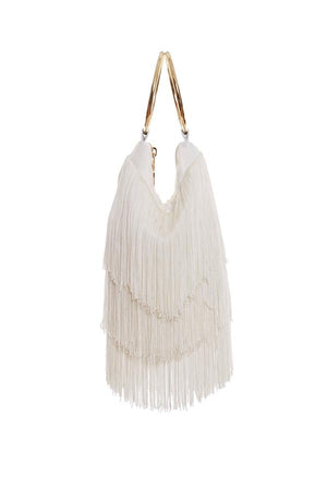 Farrah + Sloane Margot Bag Ivory