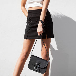 Nakedvice The Pisces Side Bag Black