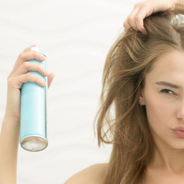 What is Dry Shampoo and How Should it be Used?
