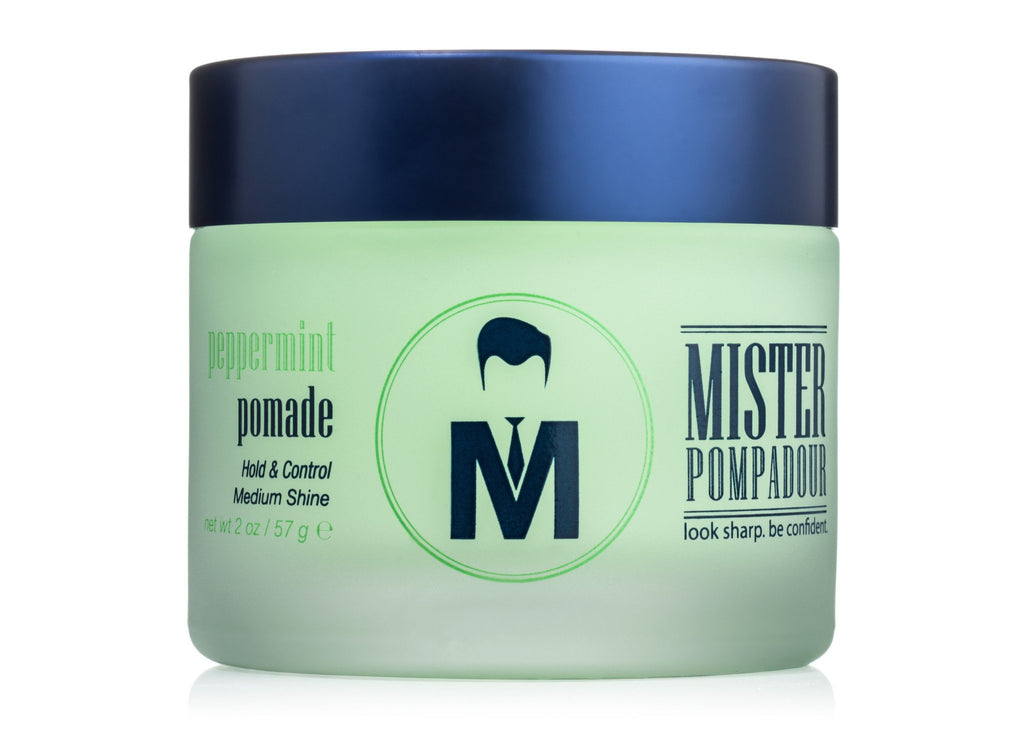 Peppermint Pomade - Mister Pompadour