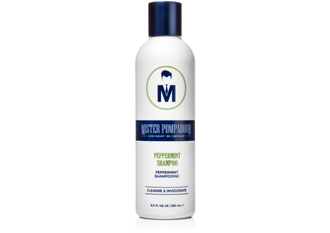 Peppermint Shampoo, 8.5 oz