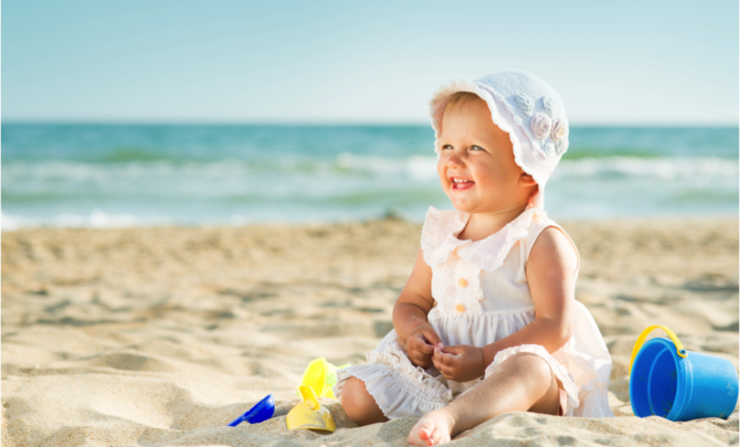 Babywear Tips & Tricks To Beat The Heat